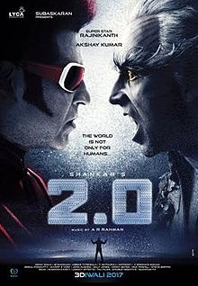 Enthiran 2.0 - Arrahman