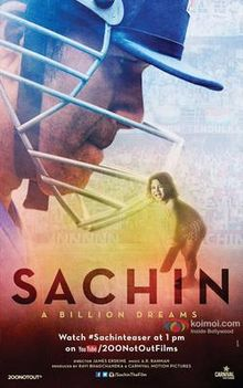 Sachin - A Billion Dreams - Arrahman