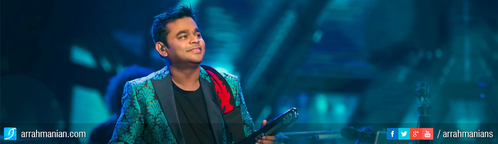 A. R. Rahman - The Unofficial Fans Page